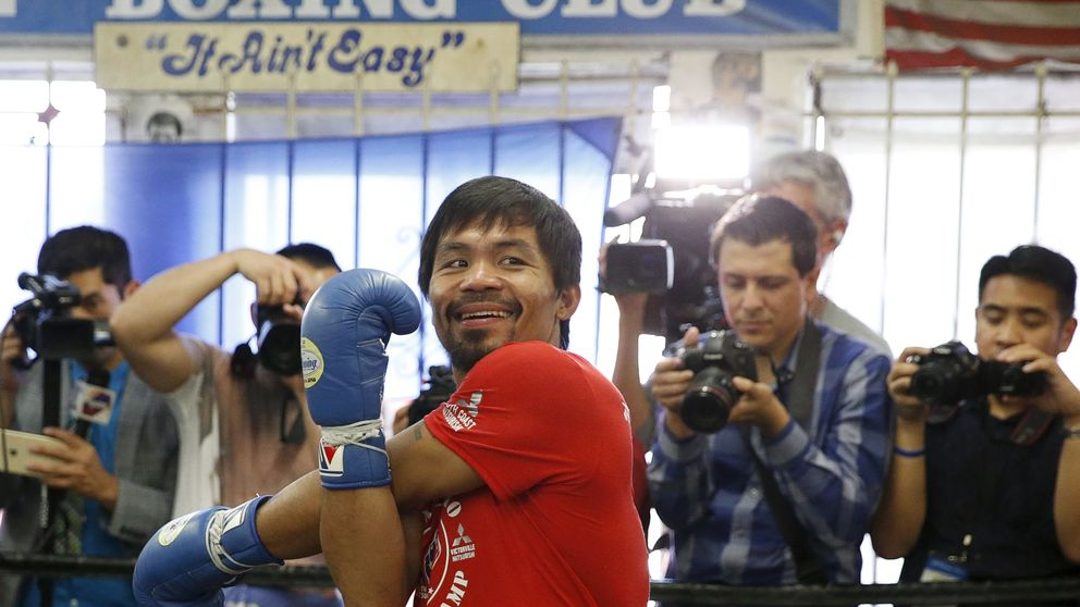 El último combate de Manny Pacquiao: Pac-Man quiere ser político