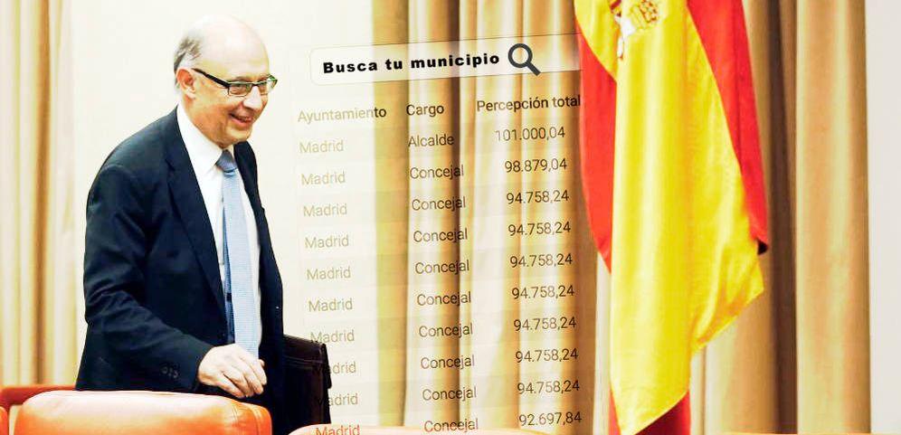 Foto: La falta de control de Hacienda impide saber si tu alcalde gana más del tope fijado por ley. (EC)