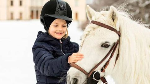 La princesa Estelle cumple siete años... y (otra vez) la casa real nos regala sus mejores fotos