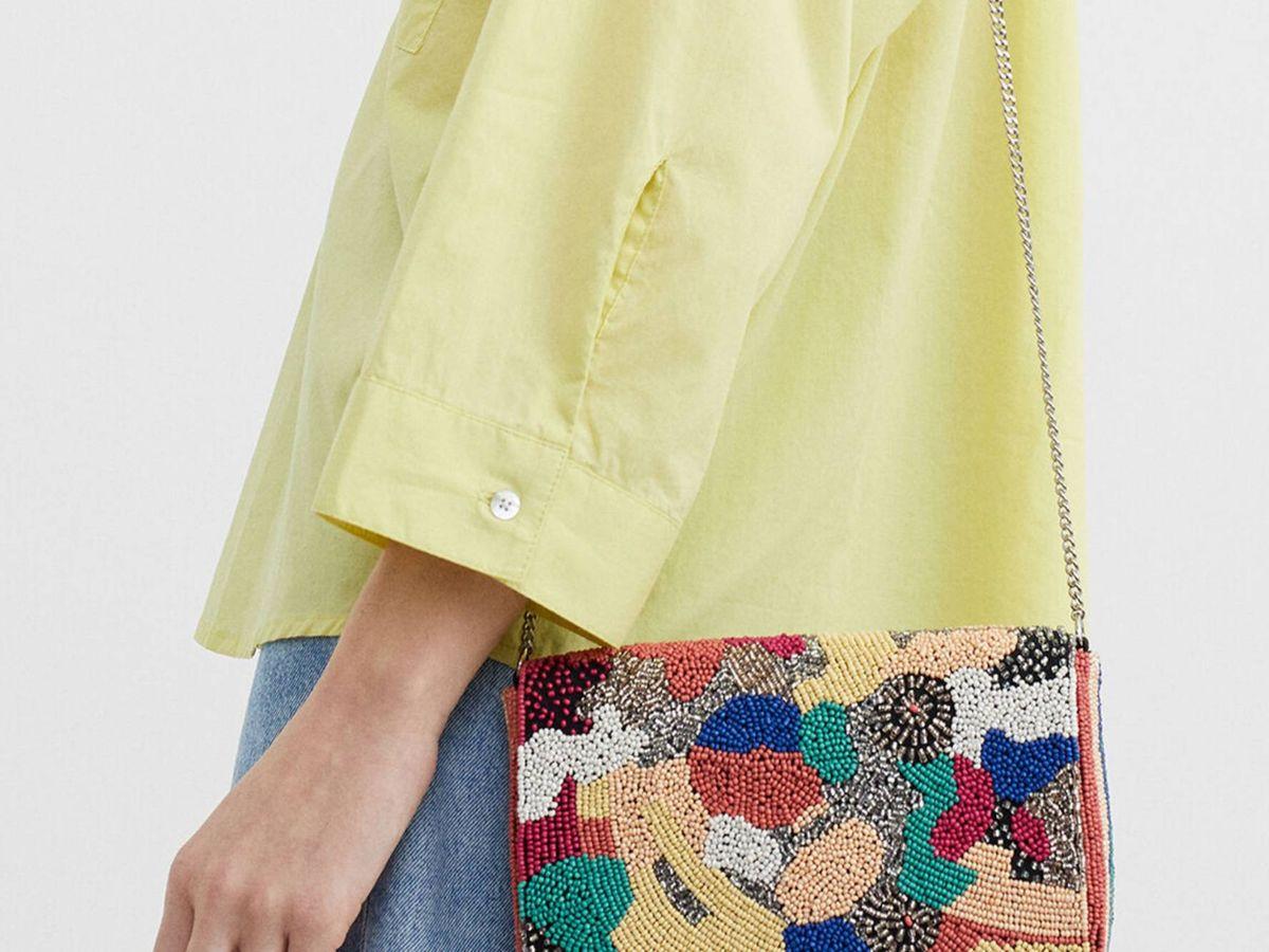 Foto: Nos encanta el nuevo, y colorido, bolso de Parfois. (Cortesía)