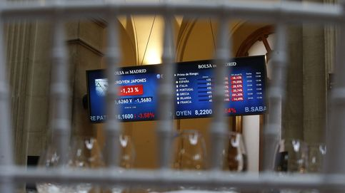 El Ibex 35 cae un 5% en mayo castigado por la incertidumbre política