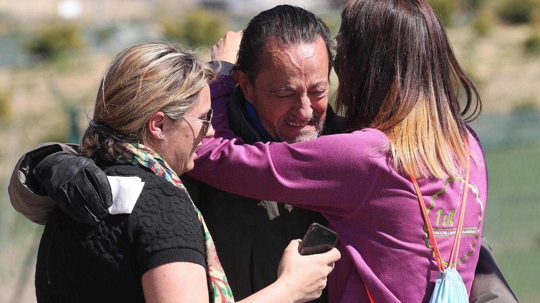 Foto: Julián Muñoz a su salida de la cárcel de Alhaurín de la Torre (Gtres)