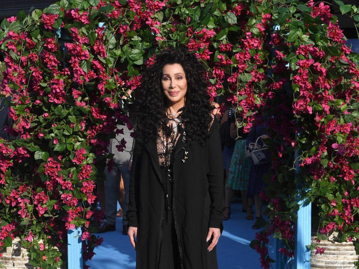 Foto: Cher. (Getty)