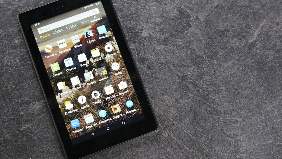 15 días con el Kindle Fire de Amazon: la única tableta barata que no acabará con tu paciencia