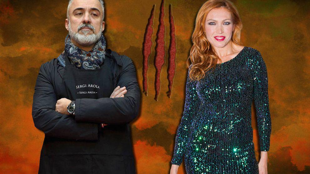 La extraña ruptura de Sergi Arola y Silvia Fominaya