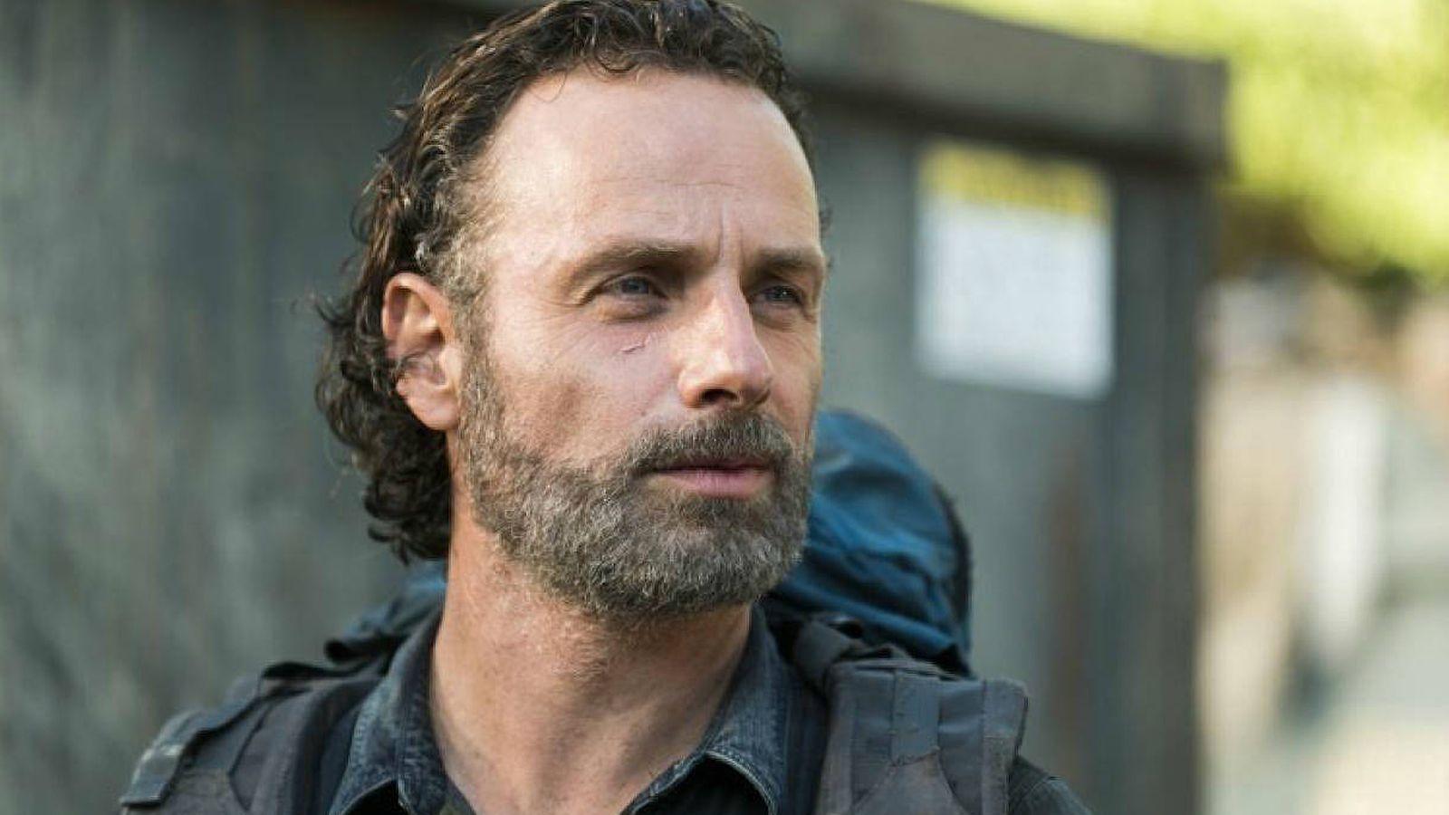 Andrew Lincoln The Walking Dead Película Robert Kirkman