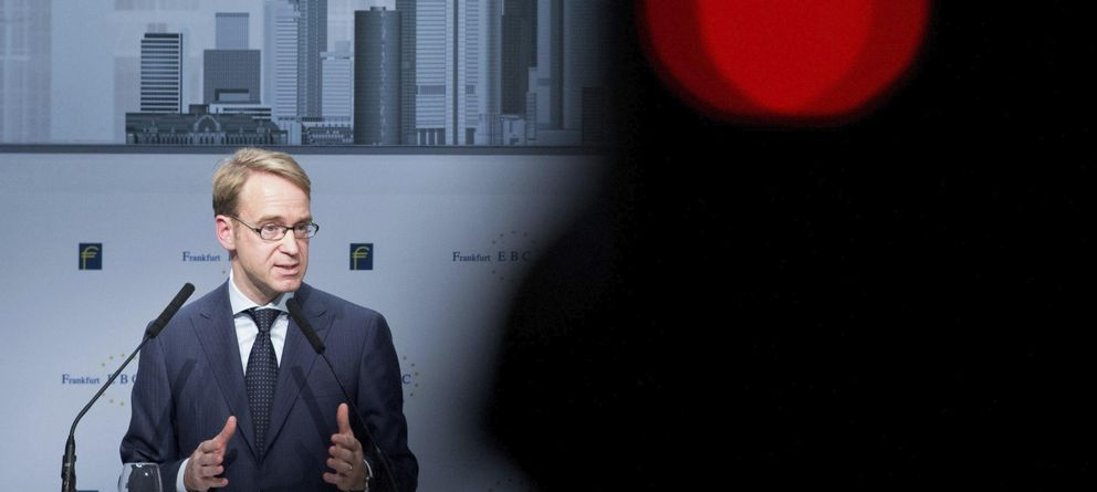 Foto: El presidente del Banco Federal alemán Deutsche Bundesbank, Jens Weidmann. (EFE)