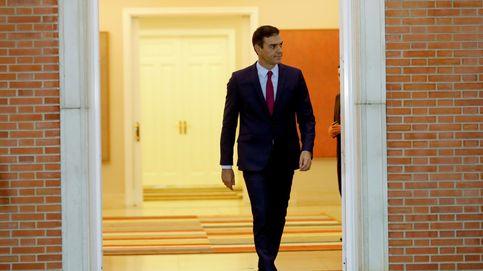 Sánchez llama a Iglesias, Casado y Rivera para saber su voto final antes de ver al Rey