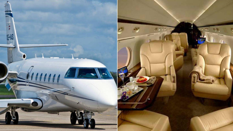 Gulfstream G200.