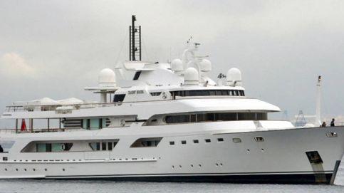 Los yates del dueño de Pedralbes y el de la familia real saudí atracan en Puerto Banús