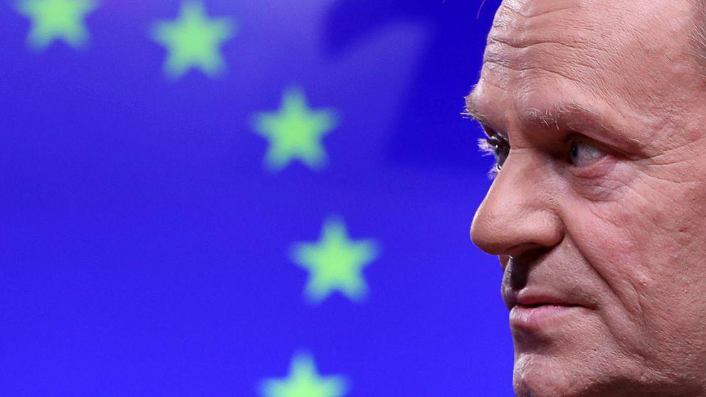 Tusk pregunta cómo será el lugar reservado en el infierno a los arquitectos del Brexit