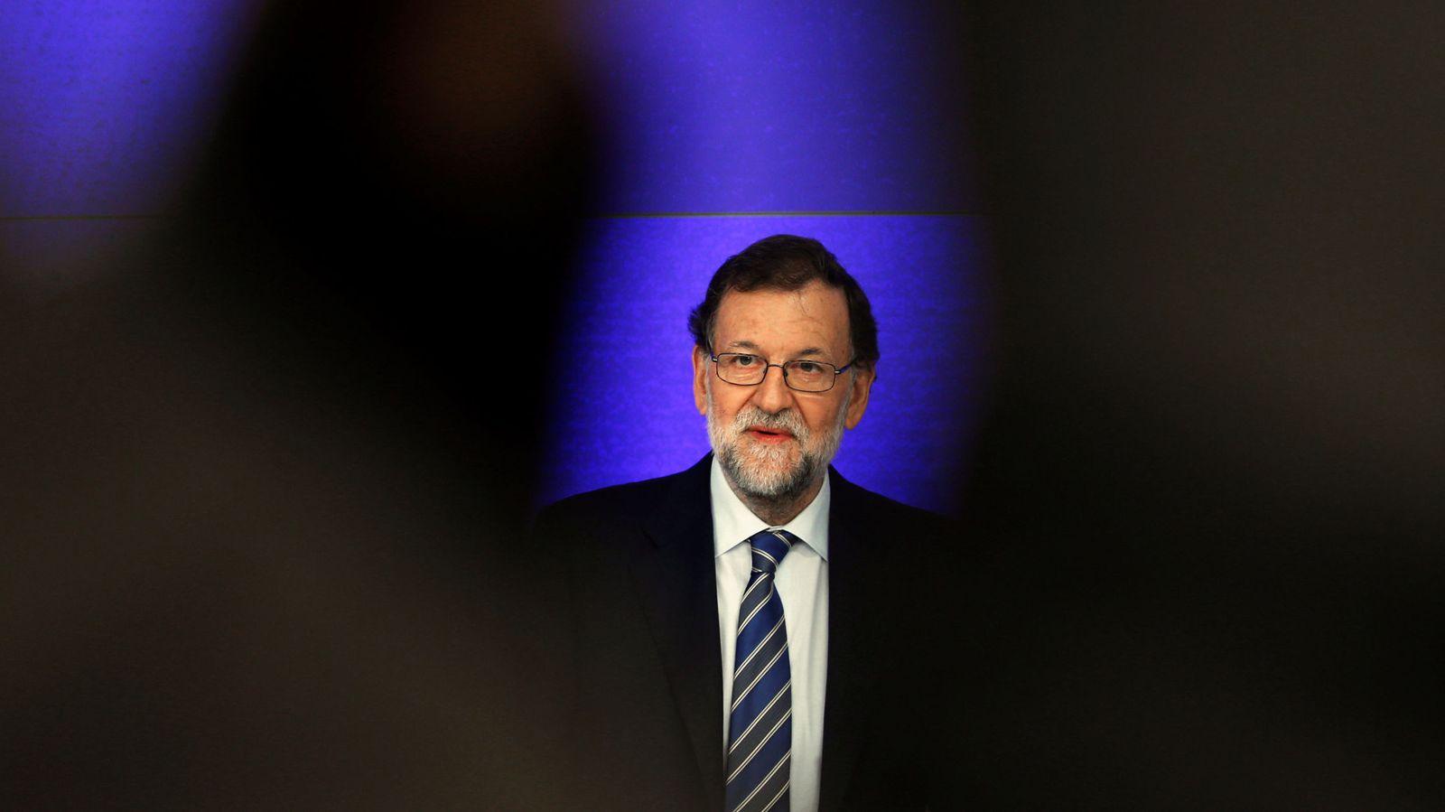 Foto: Mariano Rajoy, presidente del Gobierno en funciones. (Reuters)