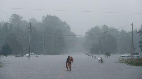 Suben a 13 los muertos en EEUU por Florence, que pasa a depresión tropical