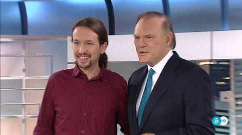 Iglesias acuerda con Sánchez subir el IRPF para las rentas superiores a 140.000 euros