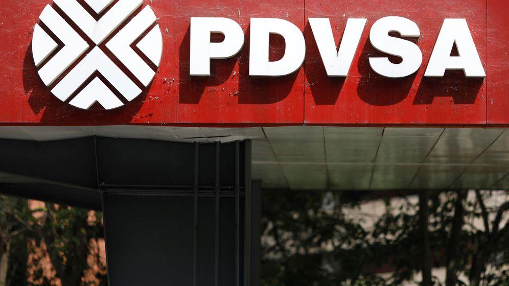 Foto: Logo de PDVSA. (Reuters)
