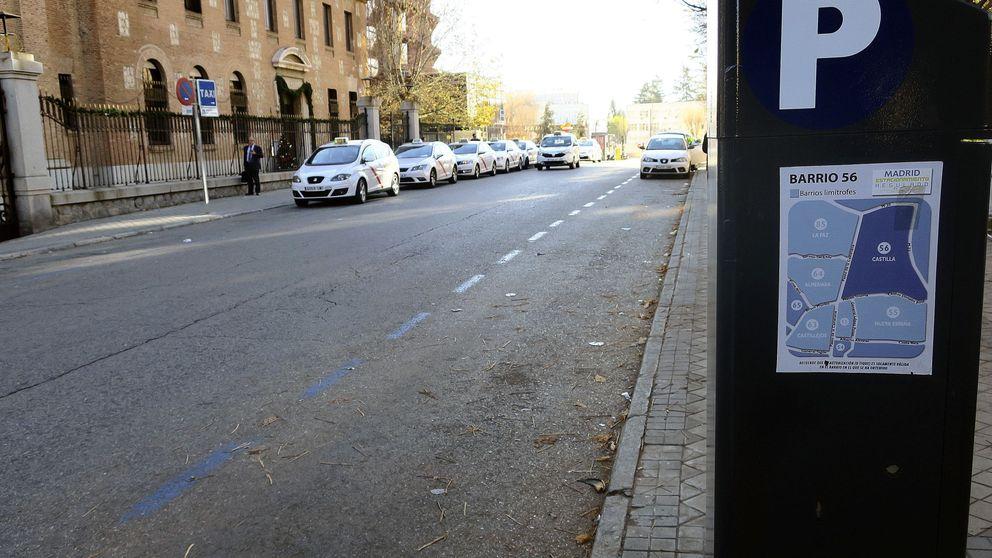 Zona de estacionamiento SER: plazas verdes y azules, horarios y 'apps' para pagar