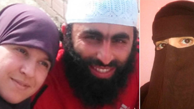 El viaje de Chima: así se integró una joven española en una célula yihadista