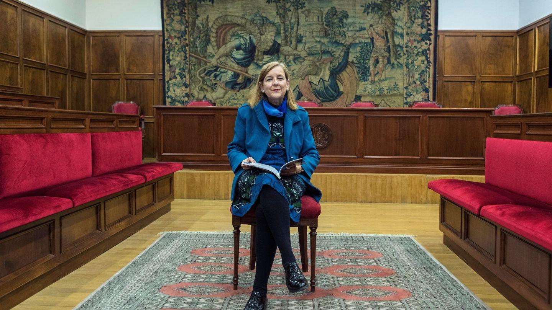 María Elósegui. (EFE)