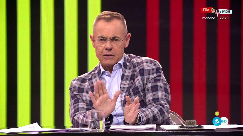 Jordi González se niega a hablar de Paula Echevarría en Telecinco