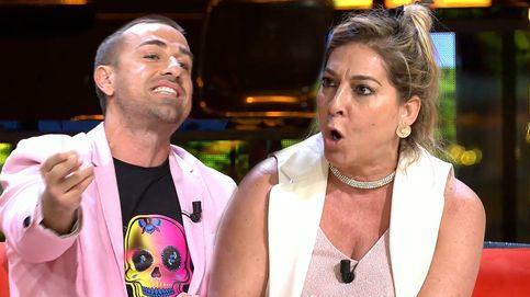 La madre de Oriana, a gritos contra Rafa Mora: ¡Me pides disculpas ya!