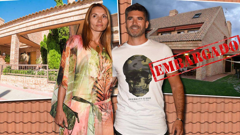 Toño Sanchís y Lorena en un fotomontaje realizado en Vanitatis.
