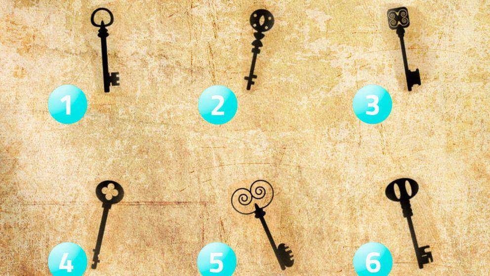 Descubre tu personalidad: ¿qué llave escogerías para abrir un baúl antiguo?