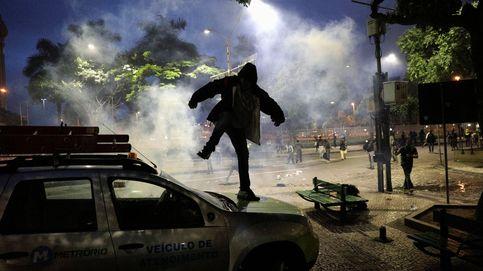 Huelga general en Brasil