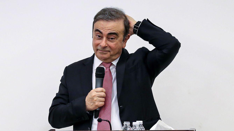 Ghosn reclamará a Renault un finiquito de 250.000 euros en la audiencia de abril