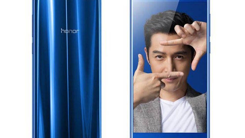 Honor 9: así es el 'low cost' de Huawei, que cuesta poco más de 300 euros
