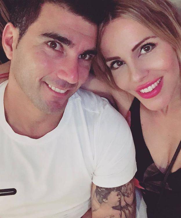 Foto: José Antonio Reyes y Noelia López.(Instagram)
