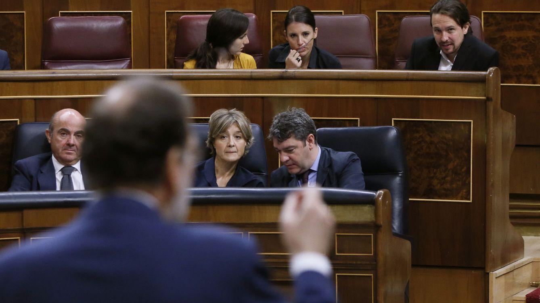 Podemos organiza un 'bloque democrático' sin el PSOE para mediar en la crisis catalana