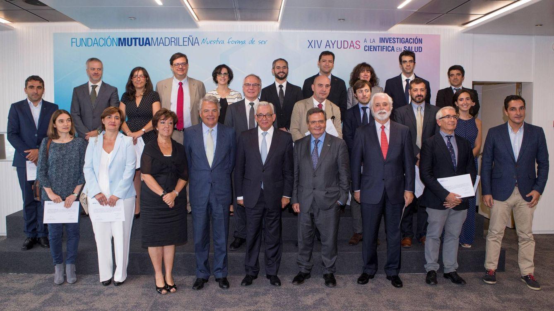 Mutua Madrileña destina 1,7 M a 18 nuevos ensayos clínicos de hospitales españoles