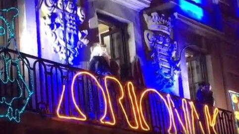 Baltasar rompe el encanto y la magia de la noche de Reyes en Andoain