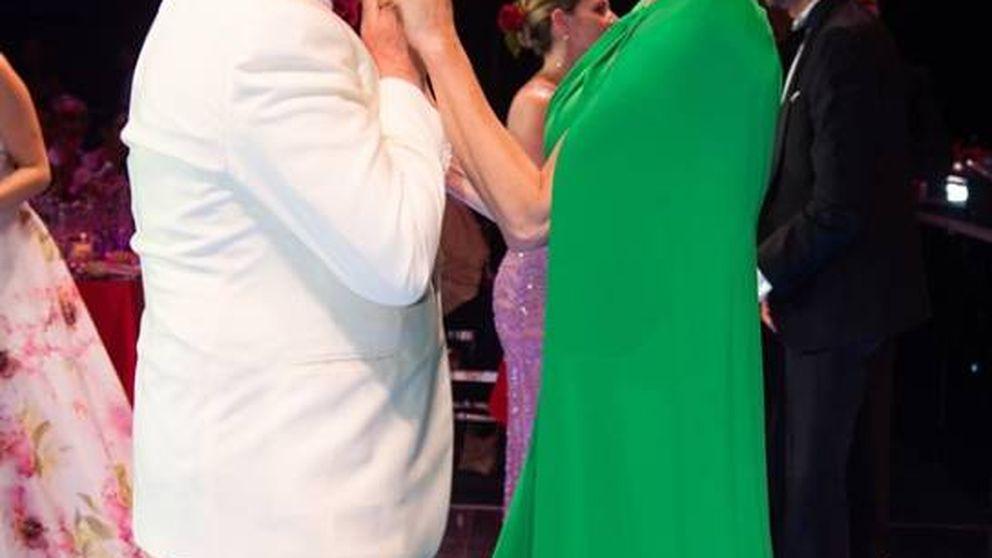 Alberto y Charlene de Mónaco: cómplice cita en la gala de la Cruz Roja antes de la boda