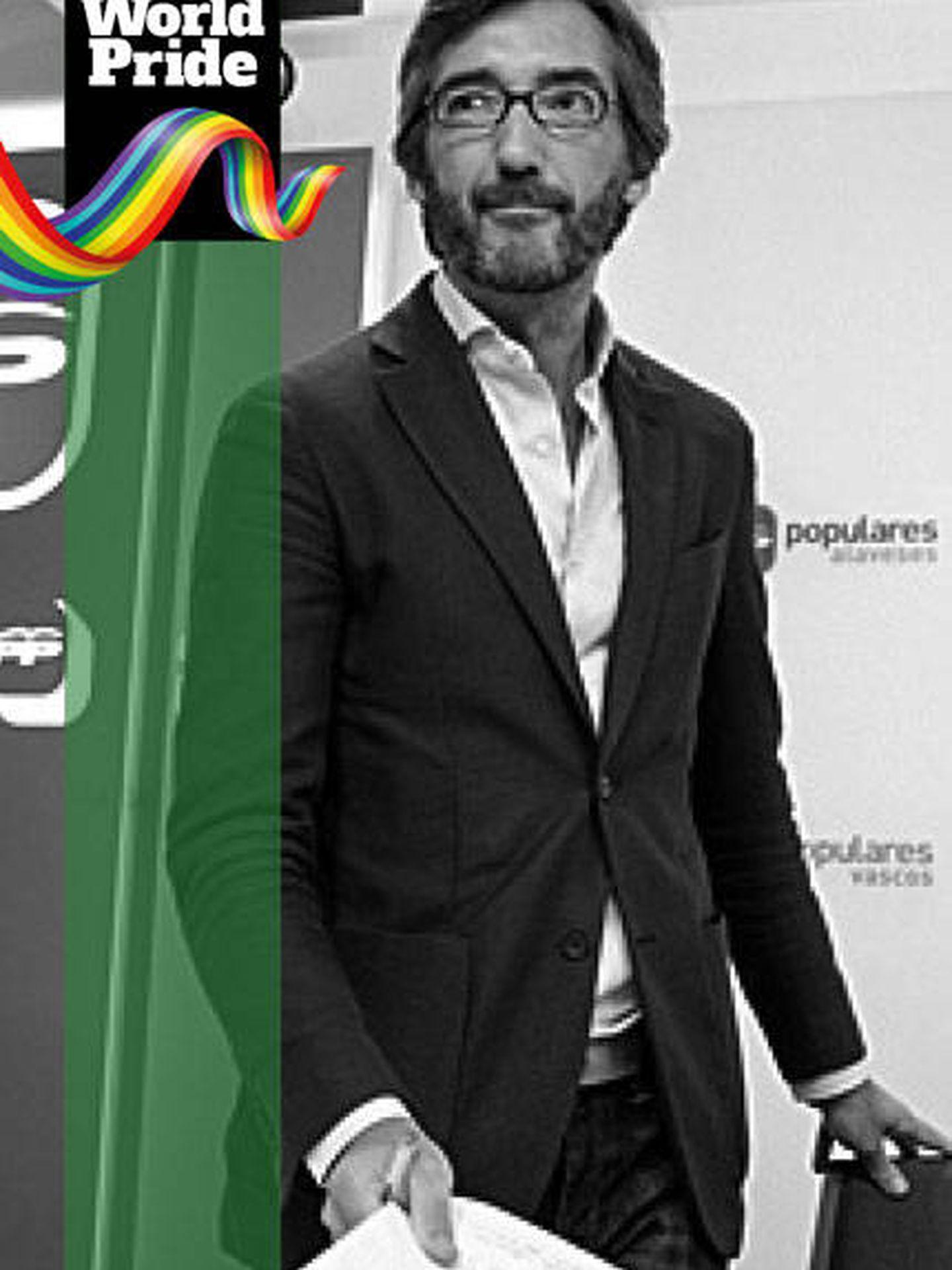 Orgullo LGTBI 2017: Iñaki Oyarzabal.