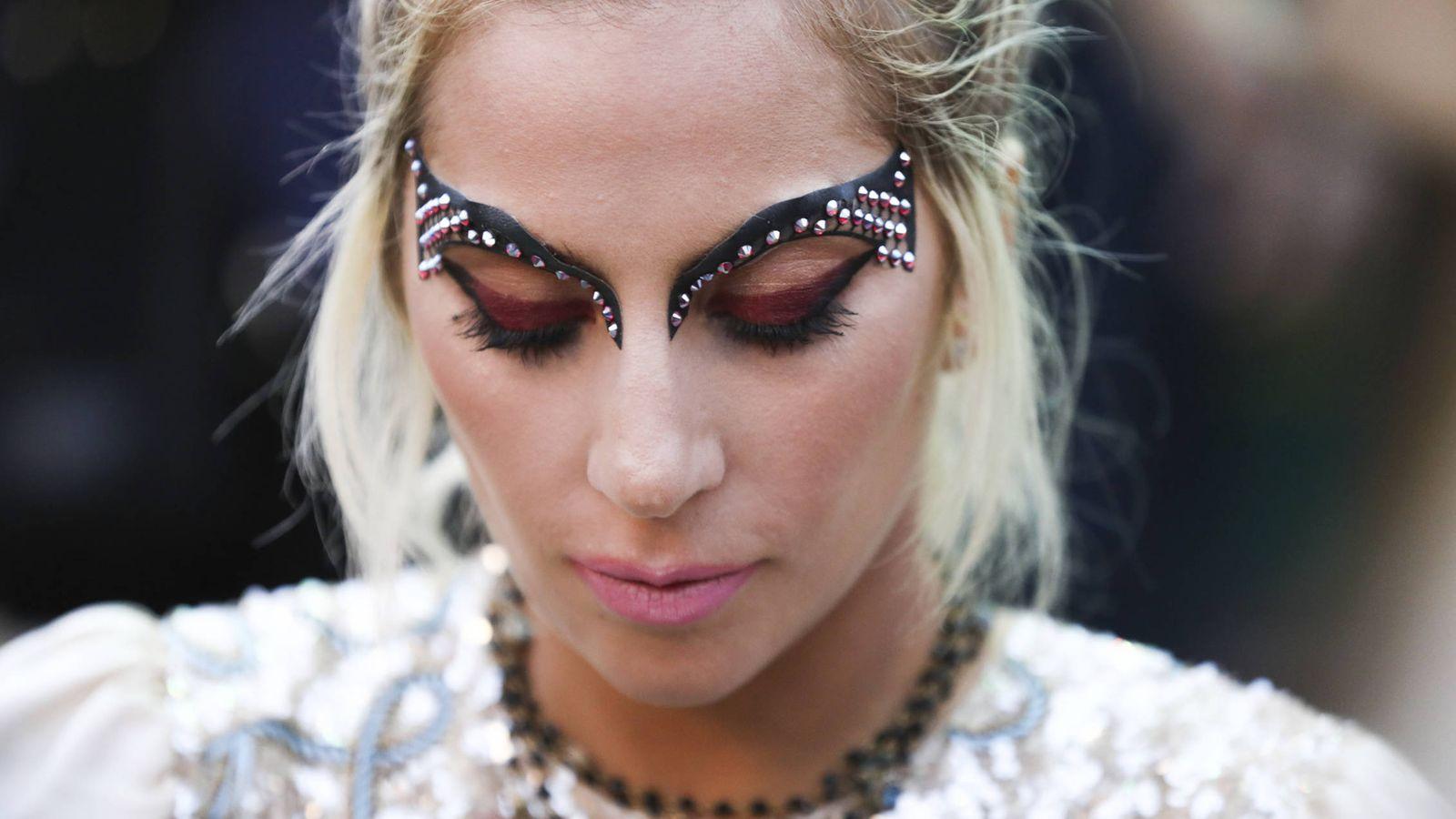 Foto: Lady Gaga es puro espectáculo.