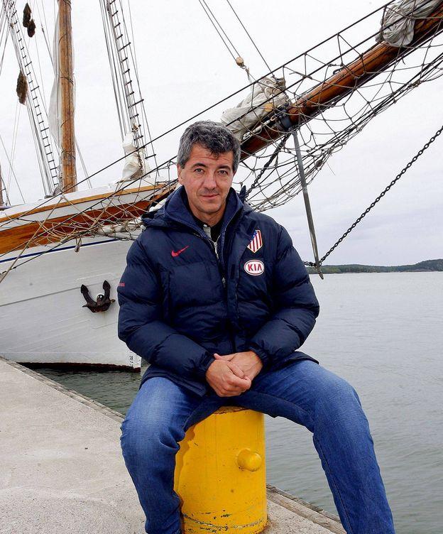 Foto: Miguel Ángel Gil Marín, consejero delegado del Atlético de Madrid. (EFE)