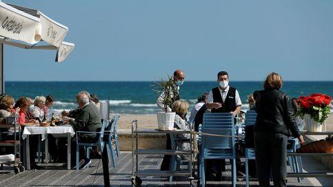 La Comunidad Valenciana amplía a 6 personas en las reuniones y en mesas de bares