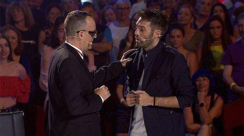 El zasca de Risto Mejide a Dani Martínez en defensa de Edurne en 'Got Talent'