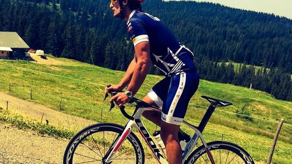 Rafa Medina encara su 'Tour de Francia' entre París y Módena
