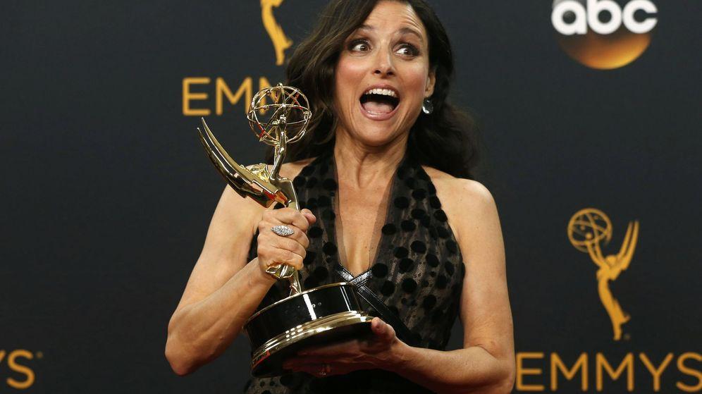Foto: Julia Louis-Dreyfus consiguió el quinto premio Emmy de su carrera (Reuters)