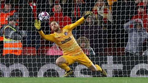 Lo escandaloso de Jan Oblak en el Atlético de Madrid