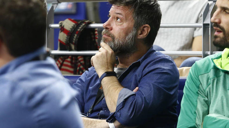 Héctor de Miguel, 'Quequé', este viernes durante la primera jornada de la Copa del Rey. (ACB Photo)