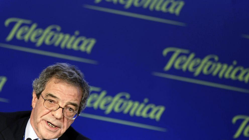 Telefónica pagará un dividendo de 0,4 euros por acción el 12 de mayo