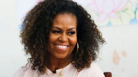 Los trucos de maquillaje de Michelle Obama para sus videollamadas