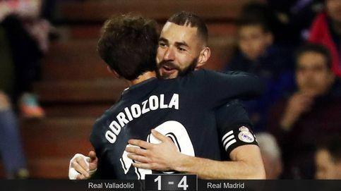 El avestruz de Solari en el Real Madrid o por qué calienta Mourinho