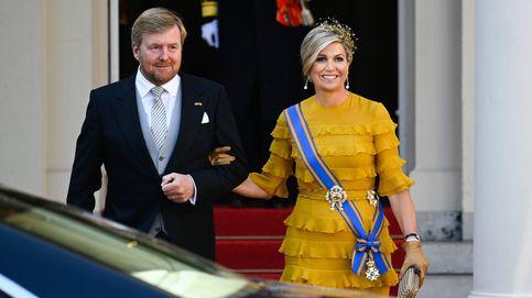 Máxima de Holanda y su llamativo vestido amarillo de volantes en el Prinsjesdag