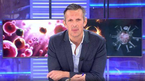 Joaquín Prat vuelve a 'Cuatro al día' tras su falso positivo en coronavirus