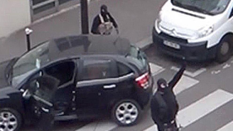 Detenido en Valencia un joven que se mofó del atentado de París