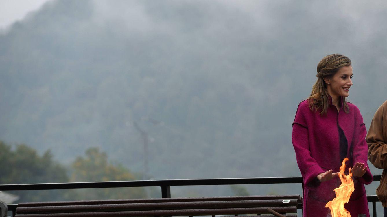 Foto: La Reina Doña Letizia en una imagen de archivo (Reuters)